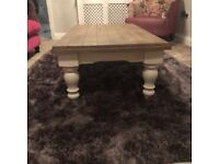 Barker stonehouse carisbrooke coffee table as new