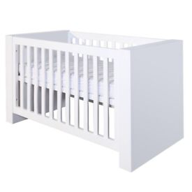Kidsmill Cot Bed & Changing Unit