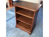 Ercol Warwick 2000 Solid Elm Home Entertainment Cabinet / Model 2110 Fruit Wood