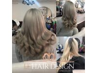 Hair Extensions - From £185 - LA Weave, Bonds, Nano rings, Mini locks, Tape in, Microrings