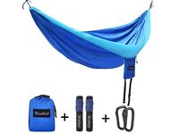 Hammock for Camping Outdoor Holidays - Wonbor (NEW)