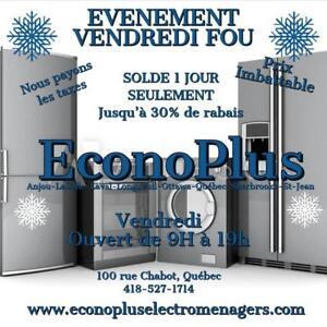 ECONOPLUS LIQUIDATION VENDREDI FOU  MATELAS DE QUALITÉ PRIX A PARTIR DE 219.99$ TAXES INCLUSES