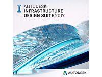 Autodesk Infrastructure Design Suite Ultimate 2017