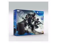 Brand New Sealed PS4 Slim playstion bundle with Destiny 2 500GB
