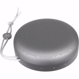 Bang and Olufsen A1 Speaker - Grey