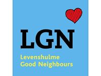 Charity Coordinator for a Levenshulme Befriending Charity