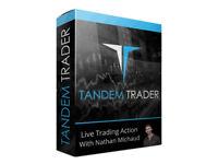 Tandem Trader DVD Course BY Investorsunderground (Nathan Michaud )