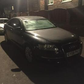 Audi A6 2008 for sale cheap