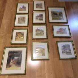 Helen Allingham Pictures Framed