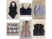 Clothes bundles size 8 and 10