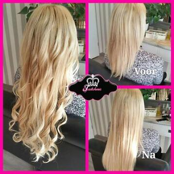 Hairextensions Weave Indian Gold Socap Great Hair Foxy Star