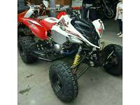 Raptor 700r special edition road legal banahee yfz ltr ltz