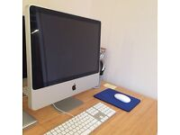 """20"""" iMac for sale - 2009, SSD Drive and in immaculate condition"""