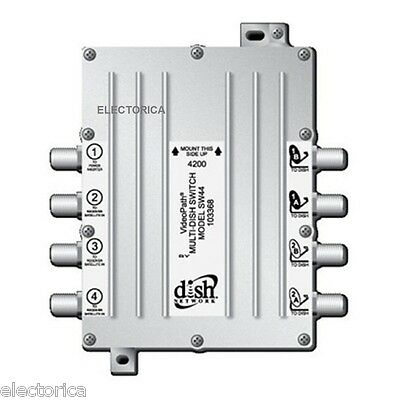 Sw44 Dish Network Bell Express Multi Switch Sw-44 110 119...
