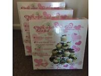 Bundle of 3 x cupcake holders