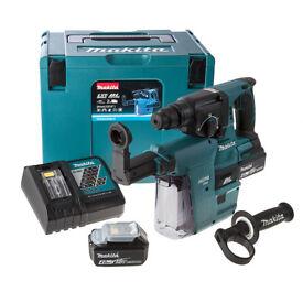 Makita SDS Plus Rotary Hammer Drill Kit