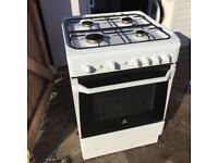 INDESIT GAS COOKER FULLY WORKING