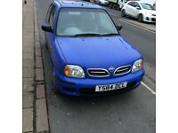 Nissan Micra Automatic!