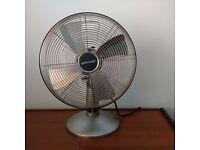 Bionaire 3-speed Electric Desk Fan
