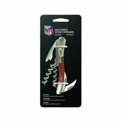 Seattle Seahawks Corkscrew Wine Bottle Opener [NEW] NFL Bar Drink Glass Seattle Seahawks Nfl Corkscrew