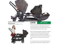 Graco Modes Duo double pram
