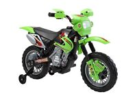 New 6 volt electric ride on childs Motorcycle