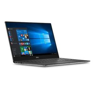DELL XPS 9350 13-inch FHD , Intel i5-6200u 2.3GHz, max turbo 3.0Ghz , 8GB , 256GB  Clavier Français