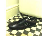 Men's black hogan trainers