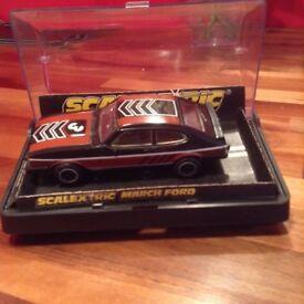 Scalextric car