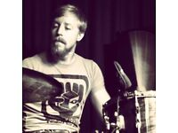 Drum Tutoring available with Jools Owen (Bear's Den)