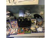 2 x ps2 and games