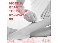 Mobile Beauty Therapist (waxing ) reigate