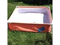 Bestway My First Frame Pool Splash & Play Paddling Pool