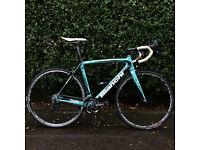 Bianchi Sempre Pro (MINT condition) Size 57cm (Full Carbon)