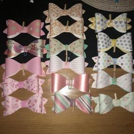 Handmade Gift Bows