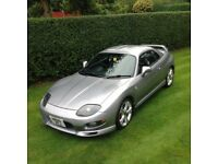 Mitsubishi FTO 2.0 V6 mivec,manual , full leather, well looked after, great example & condition