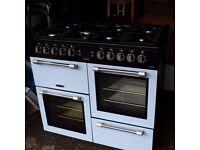 Leisure Cookmaster Dual Fuel Range Cooker