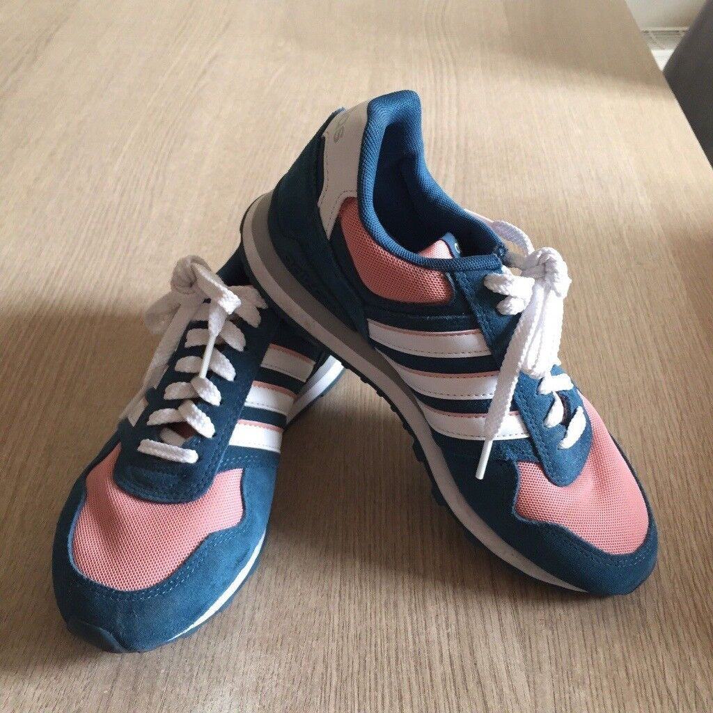 womens adidas trainers size 5.5