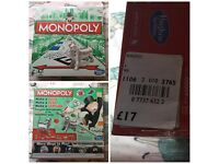 Brand new Monopoly game
