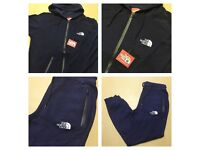 Brand New With Tags Men's North Face Tracksuits Navy £30
