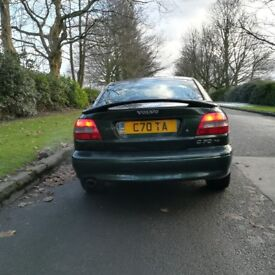 Volvo c70 T5 very rare comes with private plate