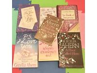 Collection of 7 Cecelia Ahern Books