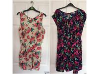 Play suits size 12