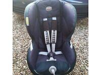 Isofix Brittax car seat