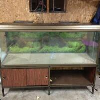 150 gallon fish tank