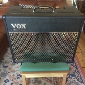VOX Valvetronix 50VT combo amp for sale or exchange for decent 2x12 cab