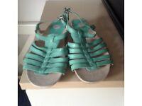 Brand New Sandals ( Footglove )