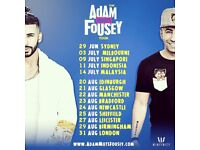 Manchester - Adam Meets Fousey - The Comedy Store Ticket