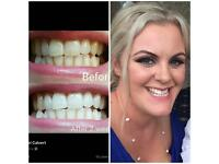 AP24 whitening fluoride toothpaste- really works and tastes great x