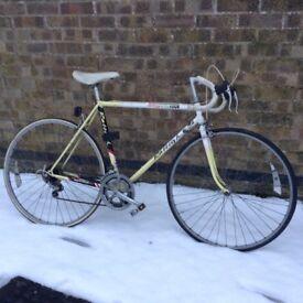 Raleigh Kellogg's pro race road bike 1980s Ltd ed